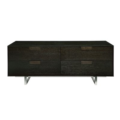 Cheap Blu Dot Series 11 Small Console with Four Drawers (BLD1059)