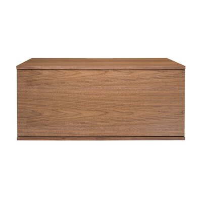 Wonder Wall 1 Door Credenza Finish: Walnut Product Picture 2908