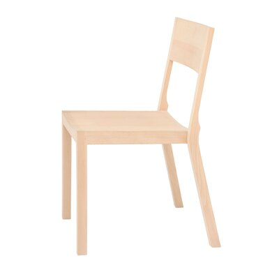 Bad credit financing Timber Side Chair Finish: Natural B...