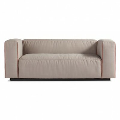 Cleon Armed Sofa Upholstery: Cement