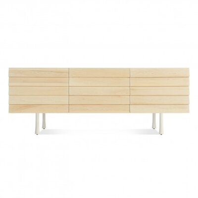 Lap Sideboard Color: White