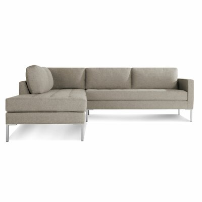 Paramount Facing Sectional Upholstery: Oatmeal