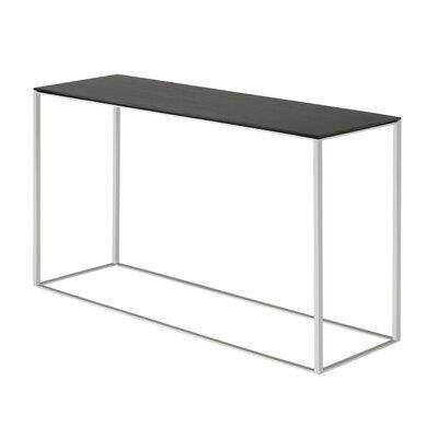 Cheap Blu Dot Minimalista Console Table Finish: Graphite on Oak (BLD1139_3484939)