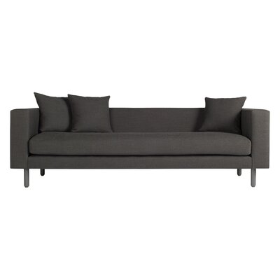 Mono Sofa Body Fabric: Slate Grey