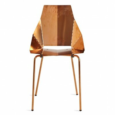 Real Good Chair Frame Color: Copper, Upholstery Color: None