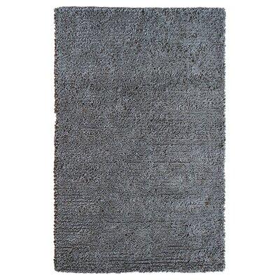 Cush Slate Rug Rug Size: 6 x 9