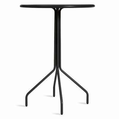 Hot Mesh Bar Table Finish: Black