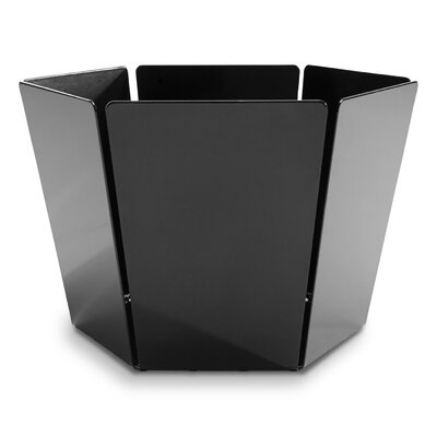 2d3d Bowl Color: Black, Size: Small