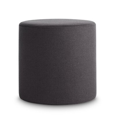 Bumper Small Ottoman Upholstery: Charcoal