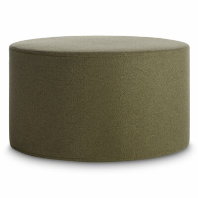 Bumper Large Ottoman Upholstery: Olive