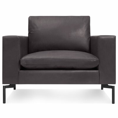 The New Standard Lounge Chair Finish: Dark Brown