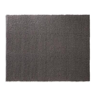 Dollop Dark Gray Area Rug Rug Size: 8 x 10