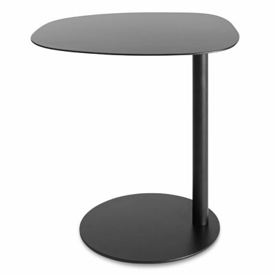 Swole End Table Color: Black