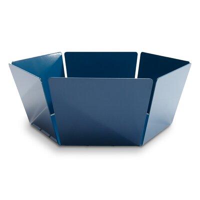 2d3d Bowl Color: Space Blue, Size: Medium