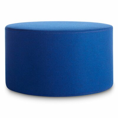 Bumper Large Ottoman Upholstery: Cobalt Blue