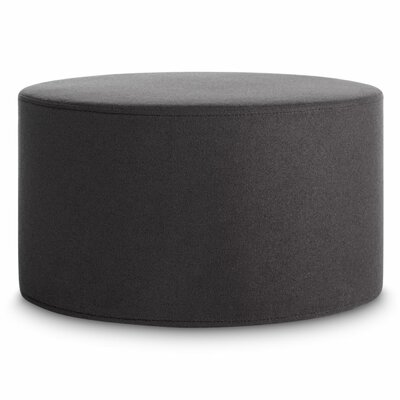 Bumper Large Ottoman Body Fabric: Thurmond Charcoal