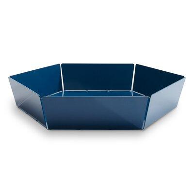2d3d Bowl Size: Large, Color: Space Blue