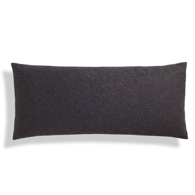 Lumbar Pillow Color: Charcoal