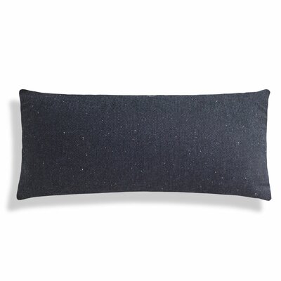 Lumbar Pillow Color: Navy
