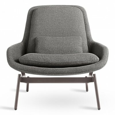 Field Lounge Chair Upholstery: Edwards Charcoal