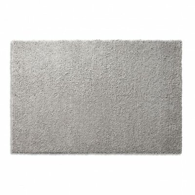 Cush Heathered Gray Area Rug Rug Size: 6' x 9'