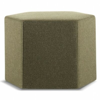 Hecks Ottoman Body Fabric: Thurmond Olive