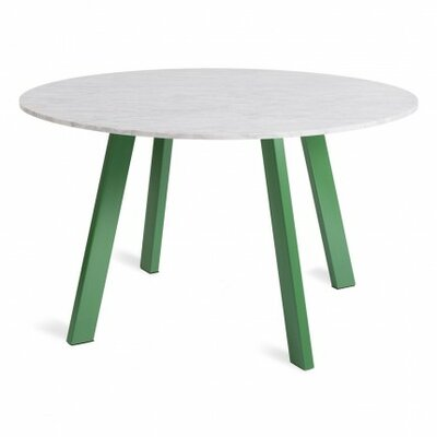 Right Dining Table Base Color: Grass Green