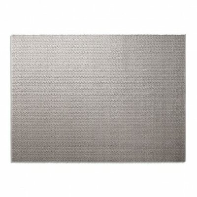 Cush Heathered Gray Area Rug Rug Size: 9 x 10