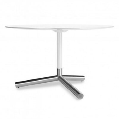 Sprout Dining Table Top Finish: White