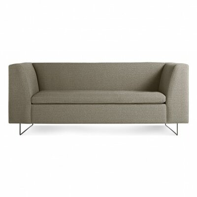 Bonnie Studio Sofa Body Fabric: Sanford Black