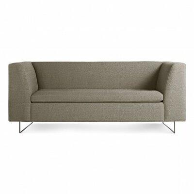 Bonnie Studio Sofa Upholstery: Sanford Black