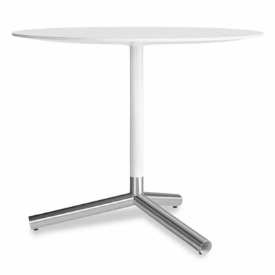 Sprout Cafe Dining Table Top Finish: White