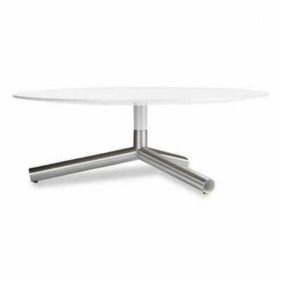 Sprout Coffee Table Top Finish: White