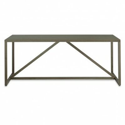 Strut Table Table Size: Large - 74.5, Table Color: Smoke