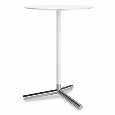 Sprout Pub Table Finish: White