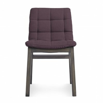 Wicket Chair Cushion Fabric: Purple