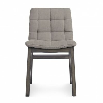 Wicket Chair Cushion Fabric: Pewter