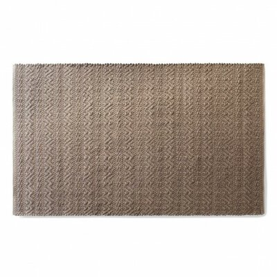 India Tan Area Rug Rug Size: 8 x 10