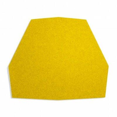 Real Good Seat Cushion Body Fabric: Yellow