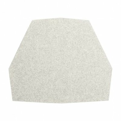 Real Good Seat Cushion Body Fabric: Heathered Off-White