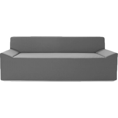 Couchoid Studio Sofa Body Fabric: Slate