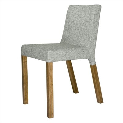 Low Price Blu Dot Knicker Side Chair Upholstery: Black