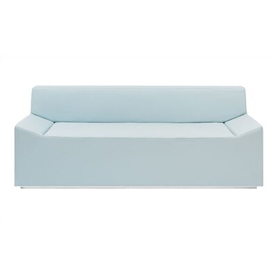 Couchoid Studio Sofa Upholstery: Robins Egg Blue