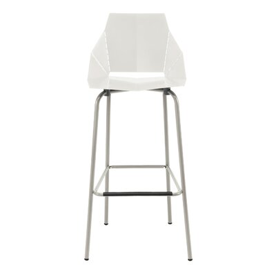 Real Good Counter Stool Body Fabric: Ivory