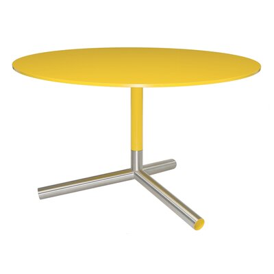 Sprout Dining Table Top Color: Yellow
