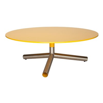 Sprout Coffee Table Top Finish: Yellow