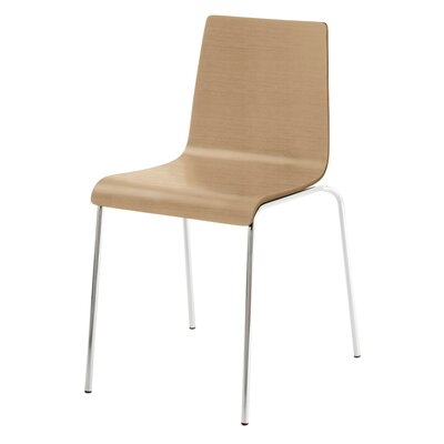 Chair Chair Body Fabric: Technical White Oak