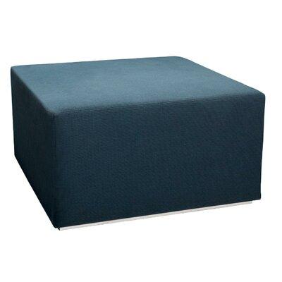 Blockoid Ottoman Upholstery: Ocean