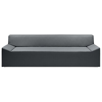 Couchoid Sofa Body Fabric: Slate