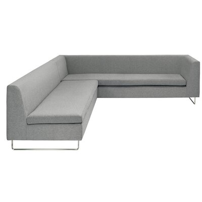 Bonnie and Clyde Reversible Chaise Sectional